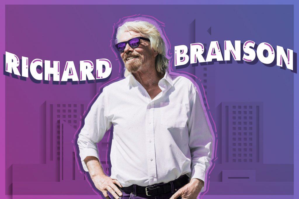 Richard Branson – กรณีศึกษาธุรกิจจากผู้ก่อตั้ง Virgin Record