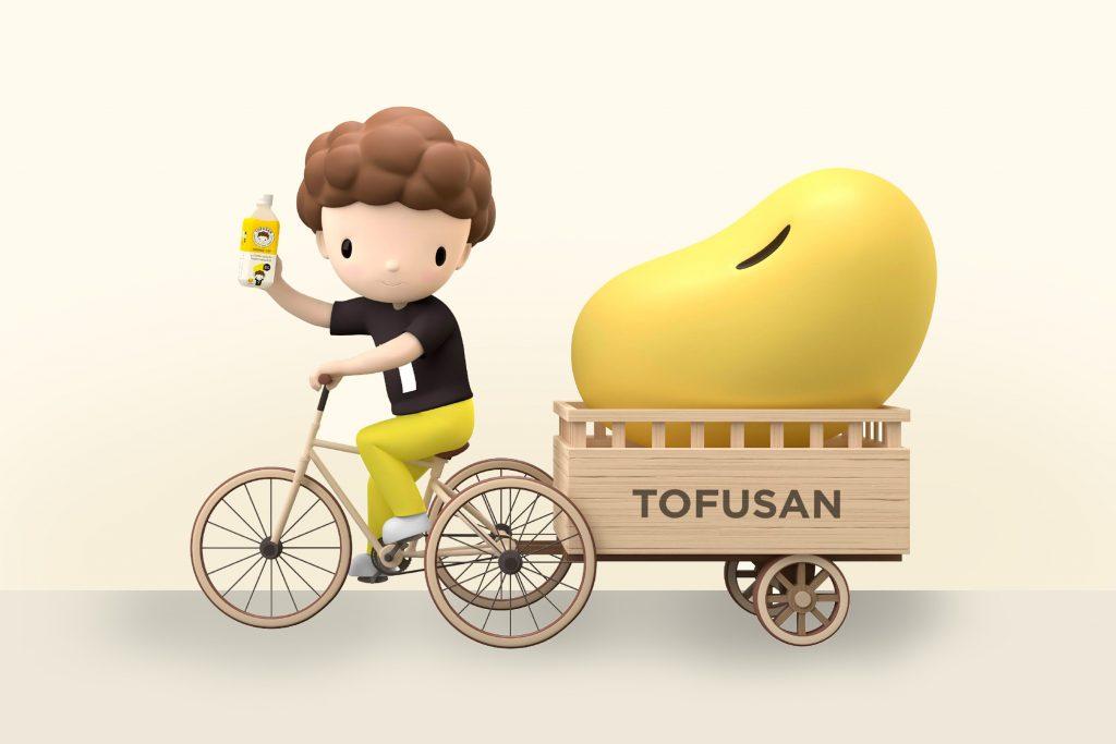 """""""โทฟุซัง"""" น้ำเต้าหู้ร้อยล้าน – สร้างโอกาสรวยจากสิ่งใกล้ตัว"""