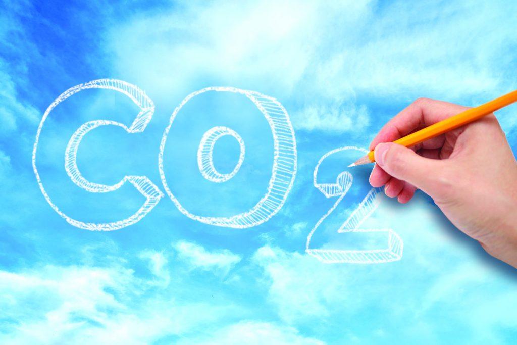"""คาร์บอนไดออกไซด์ (CO2) """"พอดี"""" โลกนี้ """"สมดุล"""""""