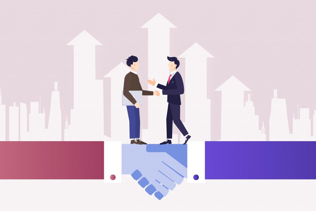 จับมือแล้วไปด้วยกัน – มองหาพาร์ทเนอร์เพื่อโอกาสเติบโตในธุรกิจแบบก้าวกระโดด