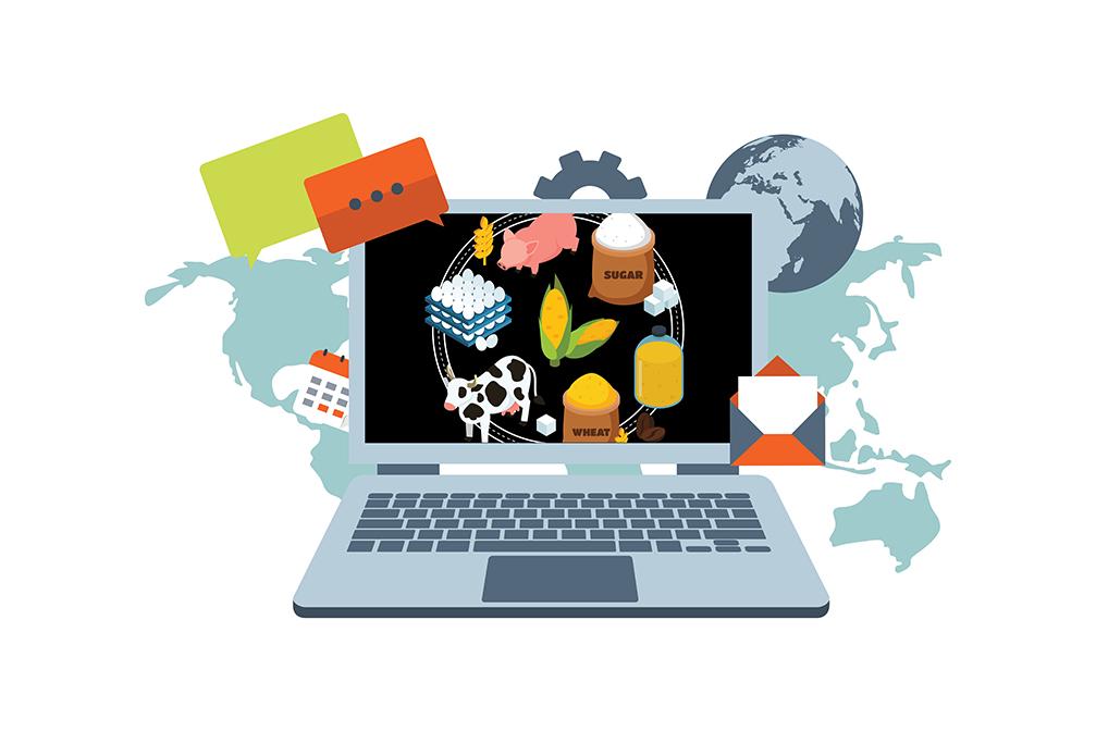 สินค้าเกษตรกรยุคใหม่ เติบโตได้ด้วยตลาดออนไลน์