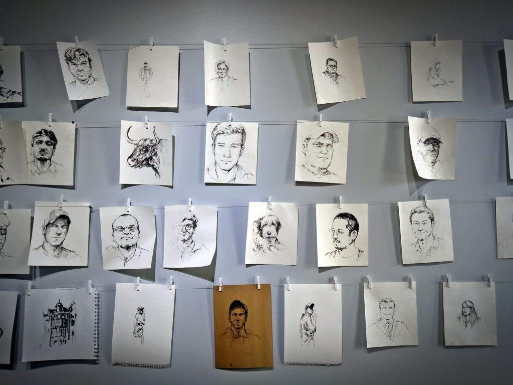 """""""มายา"""" ศิลปะที่ผสมผสานโลกออนไลน์และโลกแห่งความเป็นจริง"""