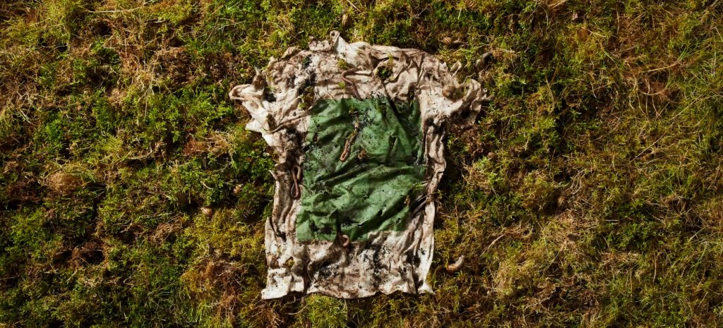เสื้อยืดรักษ์โลก ย่อยสลายได้ในดิน