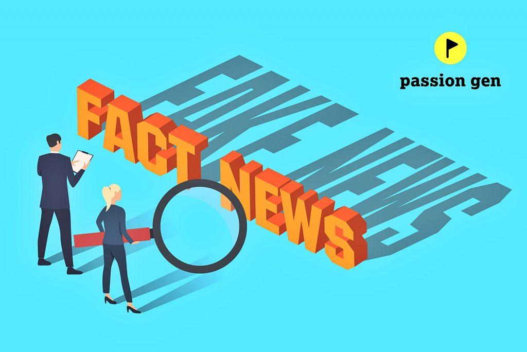 """""""Fact Checking"""" ต้องรู้จริงเรื่อง """"Fake News"""""""