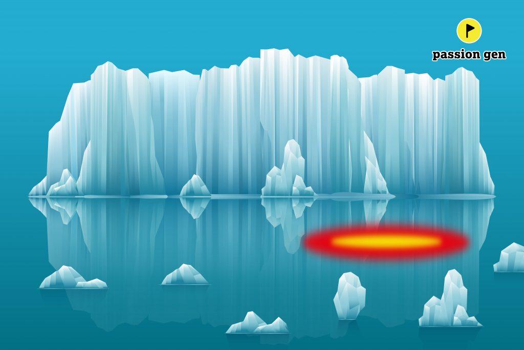 """วิกฤติโลกร้อน!  นักวิทยาศาสตร์พบ """"น้ำอุ่น"""" อยู่ใต้ทวีปแอนตาร์กติกา"""
