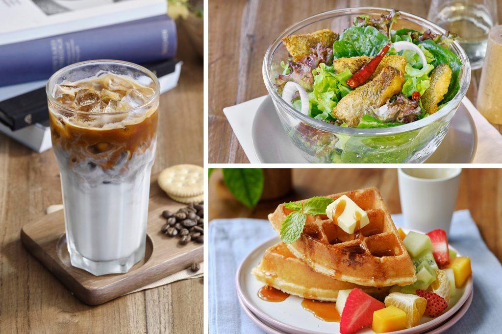 RMA Cafe - menu
