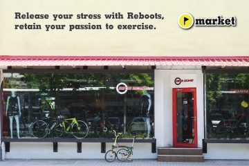 ร้านจักรยาน BIKE ZONE - market