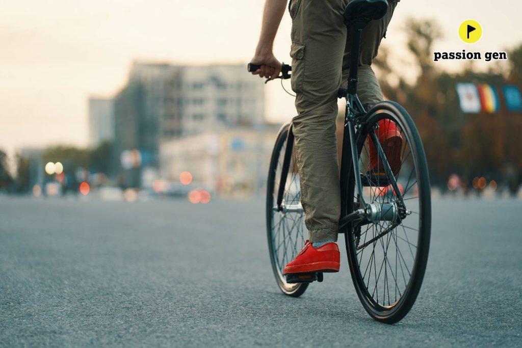 จักรยาน โหมดการเดินทางที่พึ่งได้  ในวันที่โควิด 19 รุมเร้าชาวโลก