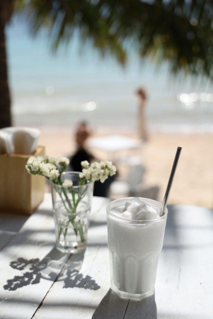 Whitening Bar & Restaurant หาดทรายรี
