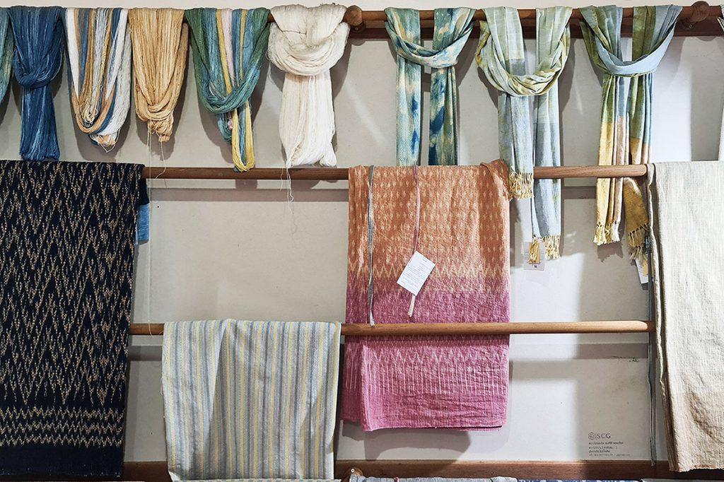 ผ้าถุง ครามทอง - passion market