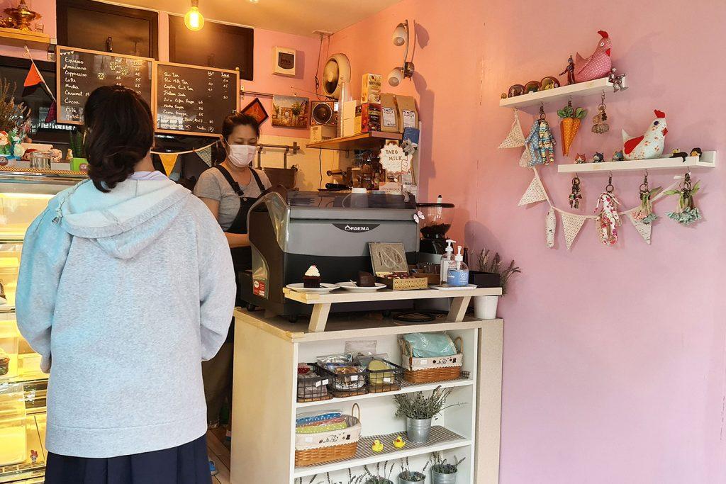 ZU coffee ลดราคาให้นักเรียน - market