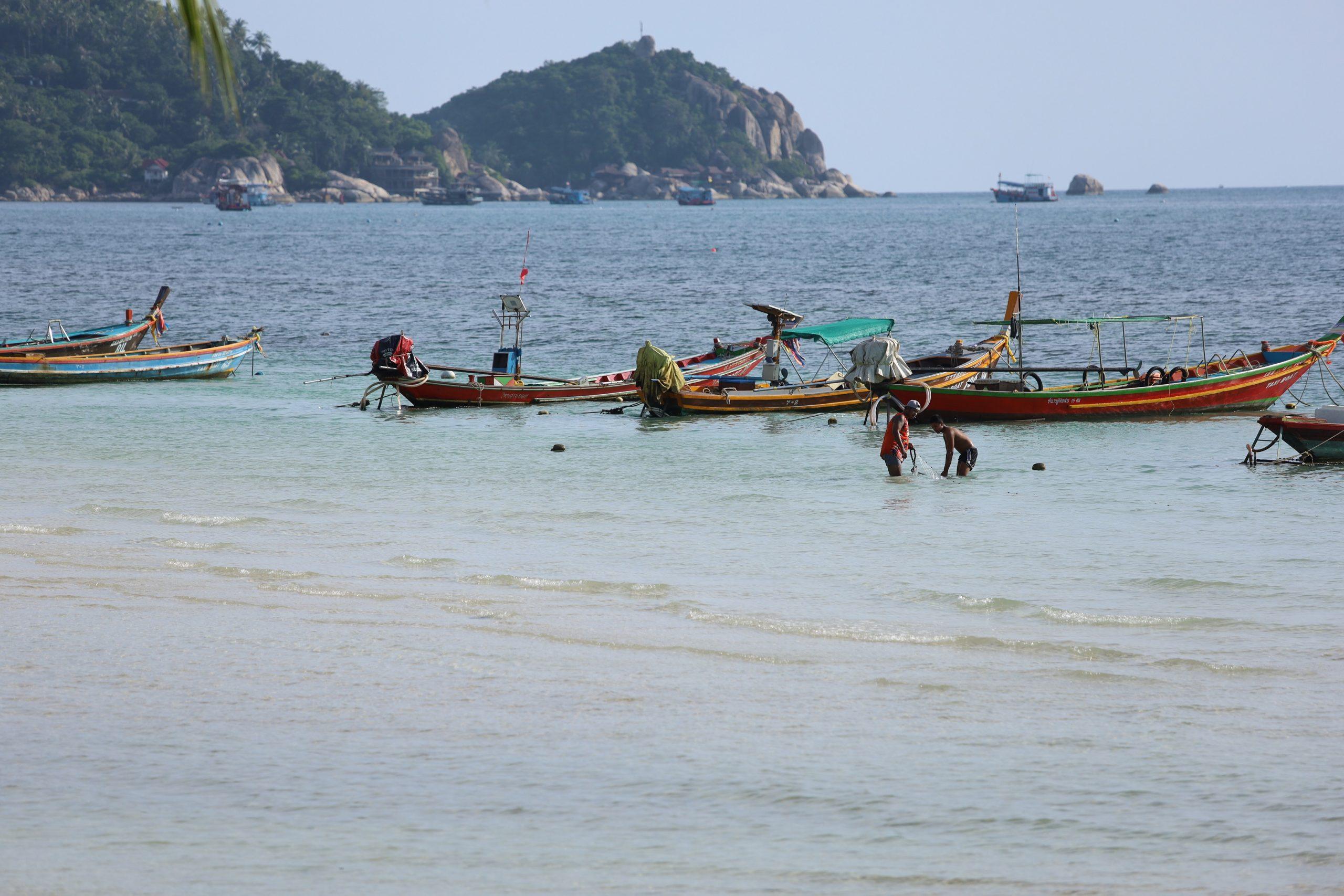 ชาวเรือเกาะเต่า