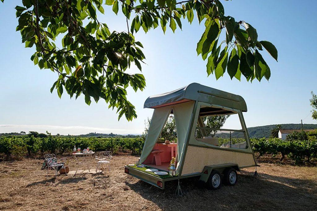 Pinea Mobile Ecological RV